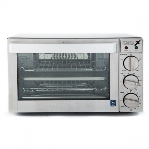 Waring Wco250x Quarter Size Heavy Duty Countertop Convection Oven