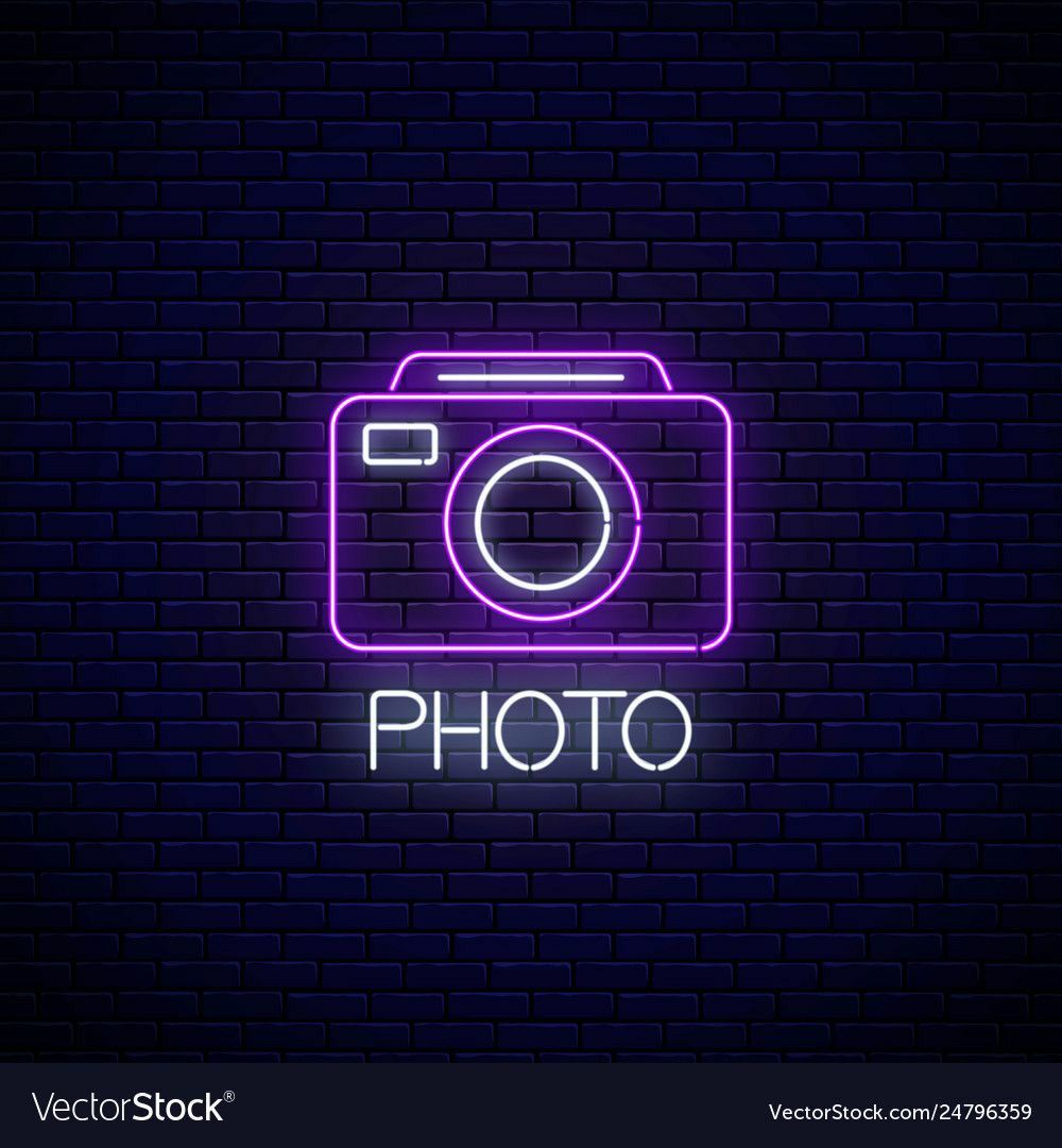 Facebook Icon Aesthetic Neon