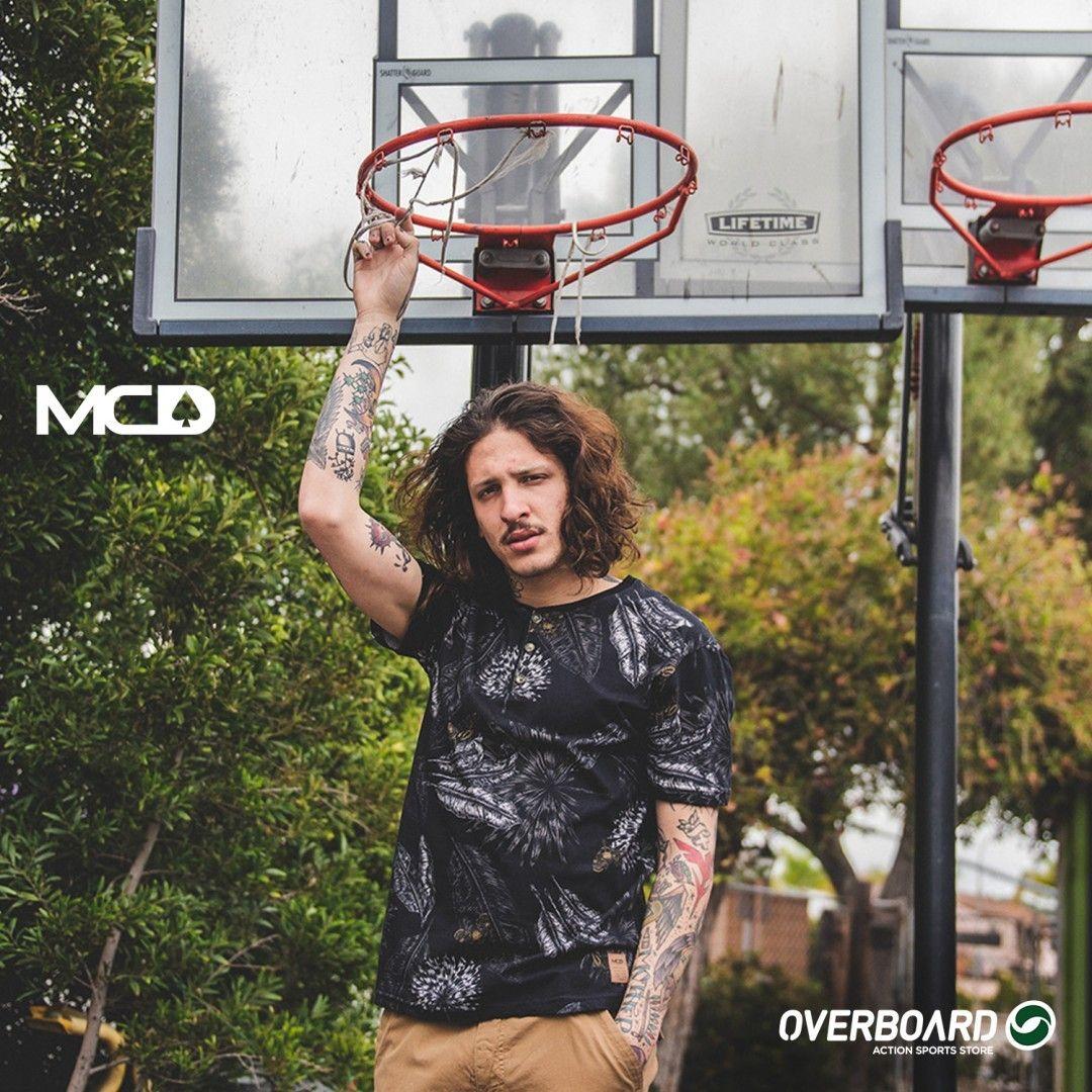 Carnaval Overboard 2018 Camiseta MCD Core Leaves Confira no site! *Copie o link e cole na barra de navegação para acessar o produto: http://bit.ly/2nDv5vk