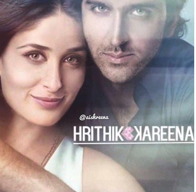 Kareena Kapoor And Hrithik Roshan Hrithik Roshan Heartthrob Famous People