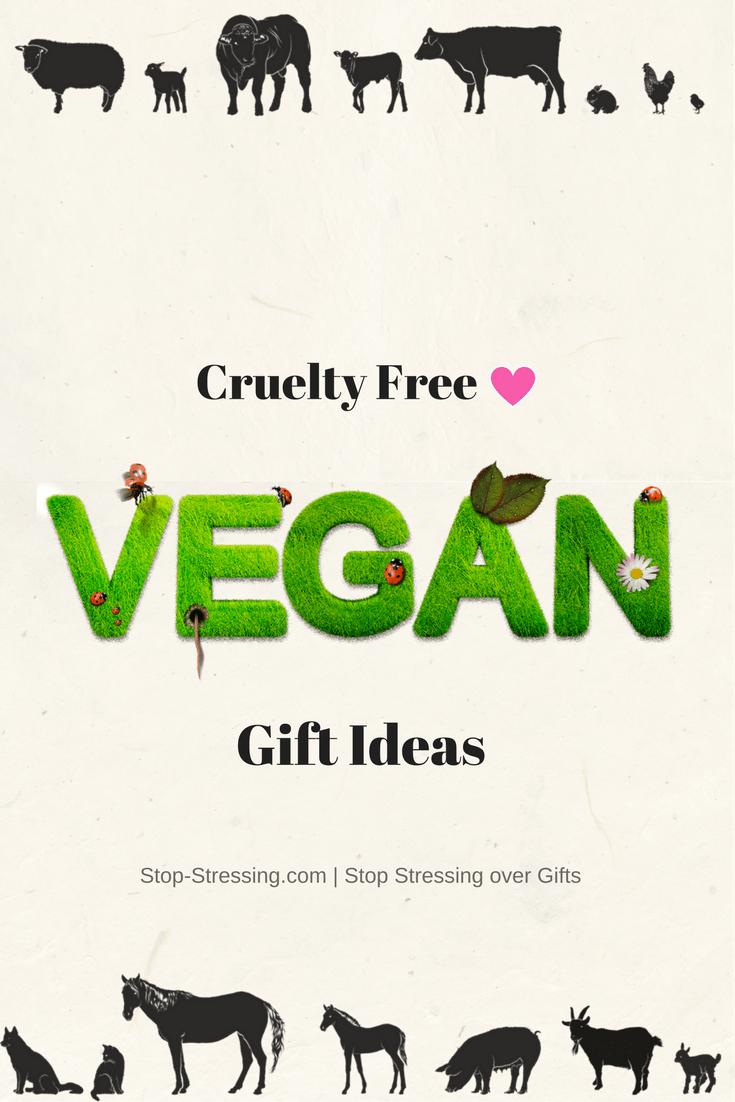 Cruelty Free Vegan Gift Ideas / Christmas Gifts for Vegan / Vegan ...