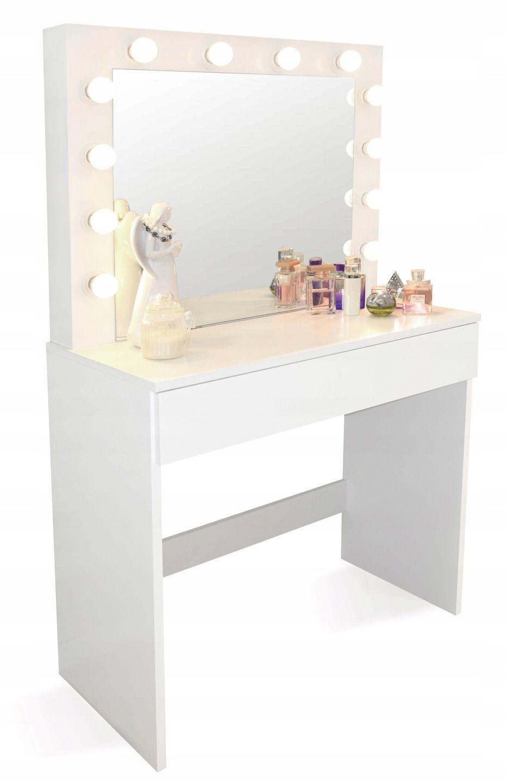 Toaletka Lustro Do Makijazu Wizazu Z Oswietleniem 499 99 Zl Allegro Pl Raty 0 Darmowa Dostawa Ze Smart Gdow Stan Home Decor Room Goals Furniture