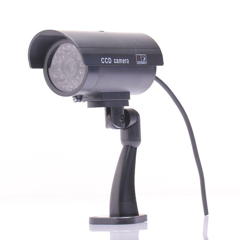 Waterproof Outdoor Indoor Fake Camera Security Dummy CCTV ...