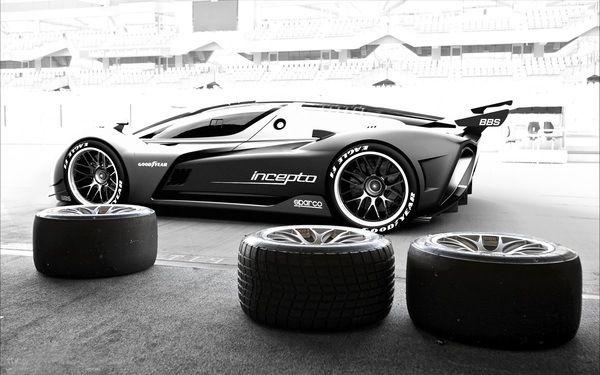 Concept Supercars Incepto Gt Supercar Of Future Concept