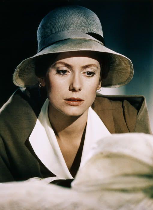 Catherine Deneuve in Tristana directed by Luis Bunuel, 1970
