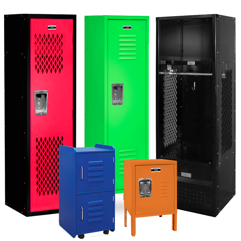 Kids Lockers For Bedroom In 2020 Locker Storage Kids Locker
