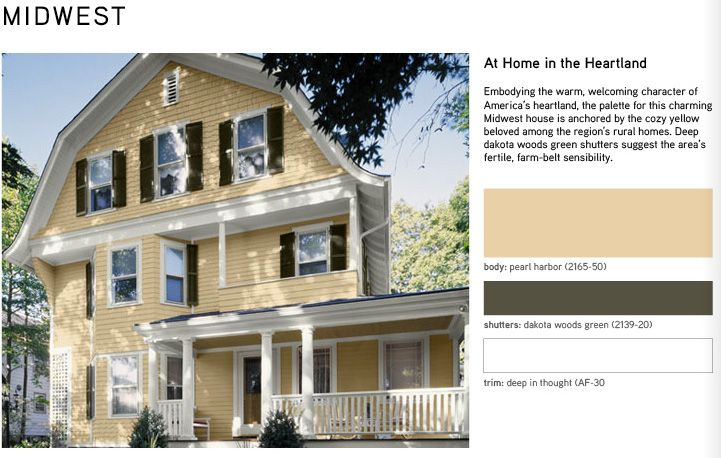 Behr Exterior Paint Color Ideas Google Search House