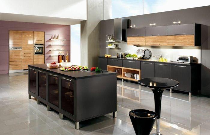 küchenplanung ikea küchen creme baige hell schwarz | küchen, Kuchen