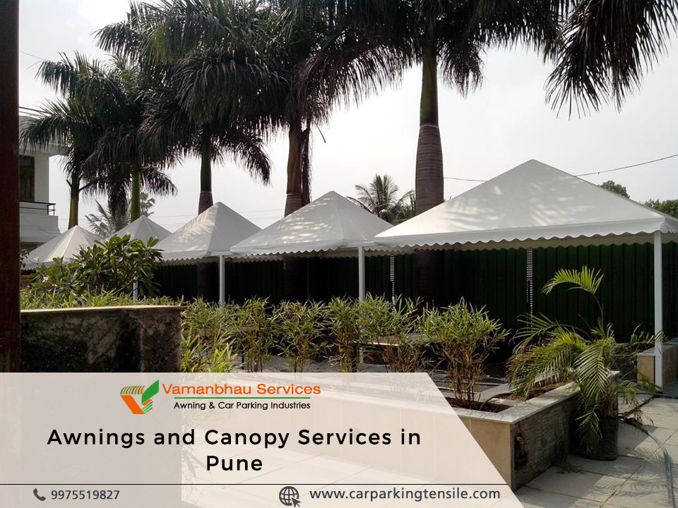 Vamanbhau Services Provides Best Awnings And Canopies Services In