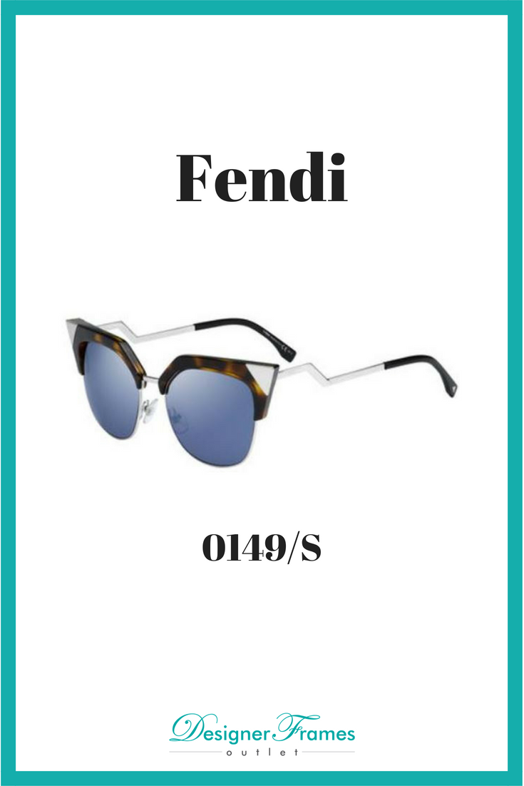181b09edab3 Fendi 0149 S. Make a statement in these gorgeous Fendi Sunglasses. Designer  Frames Outlet