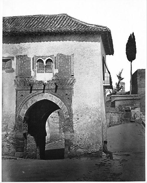 Charles clifford the alhambra granada 1854 1856 c 39 est l que je voudrais vivre p 67 - Barthes la chambre claire ...