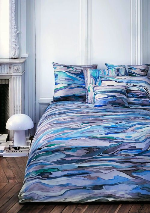 523038ab6a Sonia Rykiel Maison Sirocco Duvet Cover Set | Luxury Bedding | Duvet ...