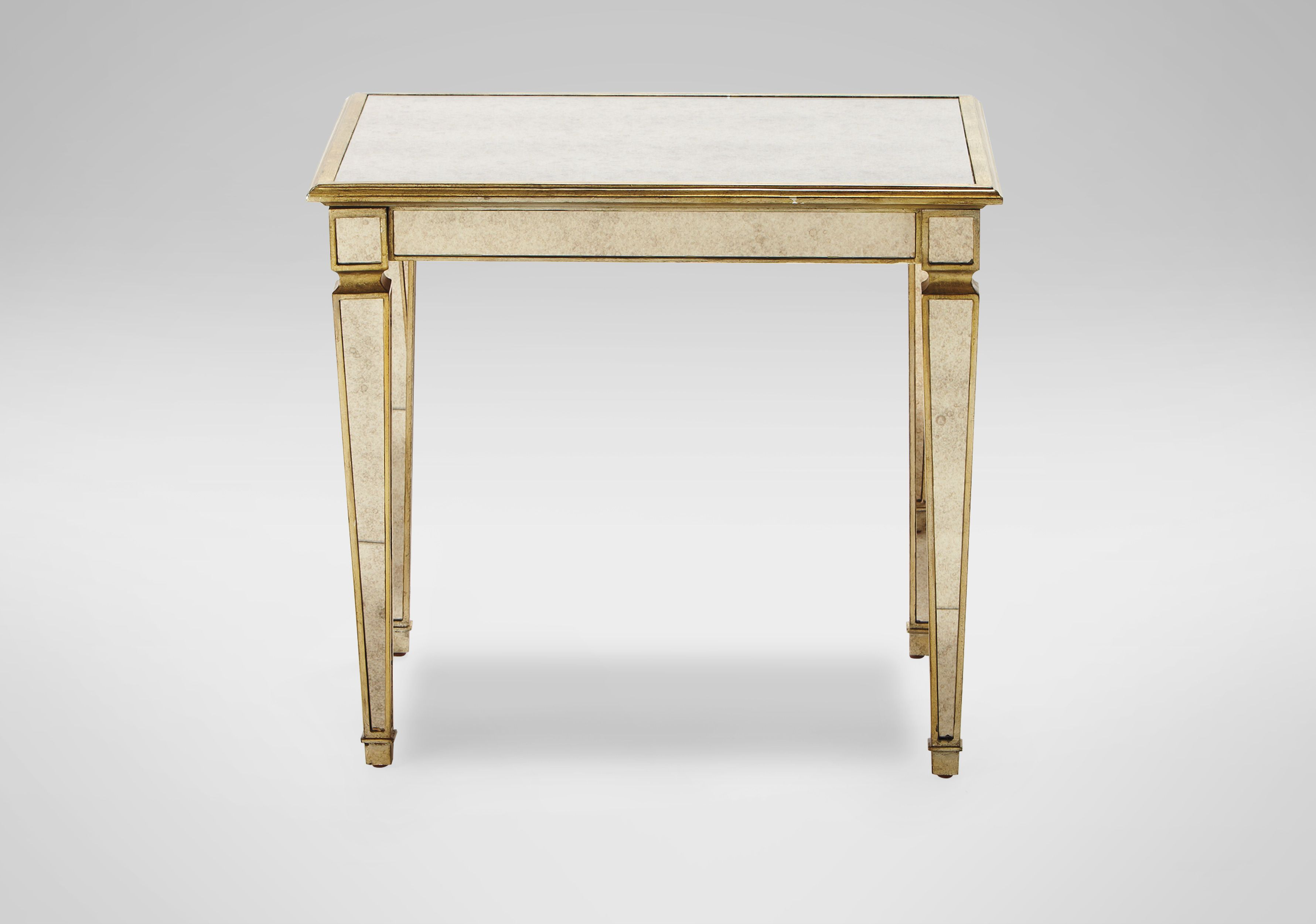 Looks like table in attic! Vivica End Table by Ethan Allen