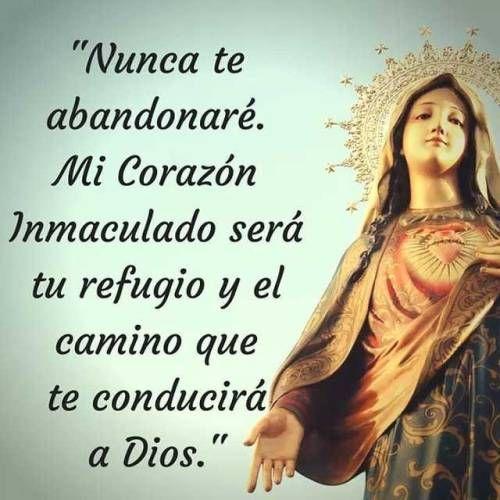 Pin De Aleida Maita En Para Recuperar La Fe Oraciones A Maria Fotos Del Espiritu Santo Virgen María Frases
