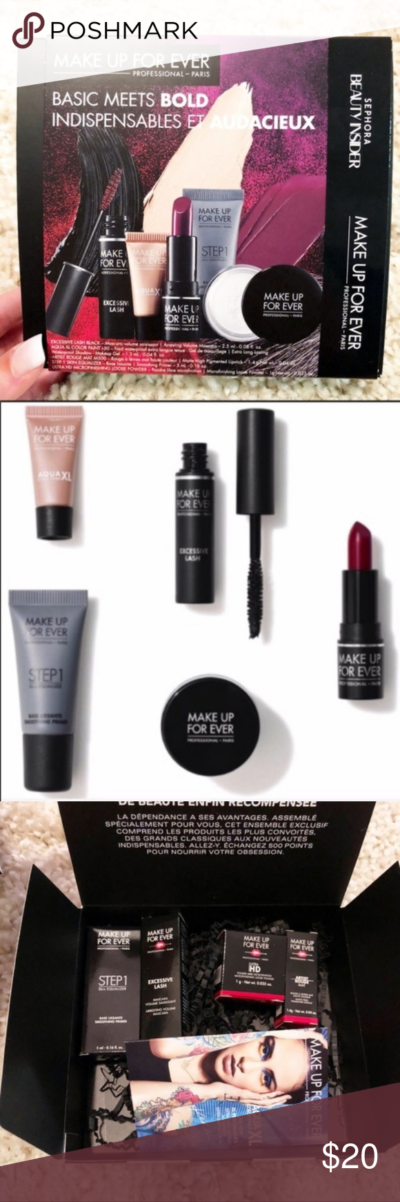 Luxury Beauty Samples Makeup Forever Sephora This listing
