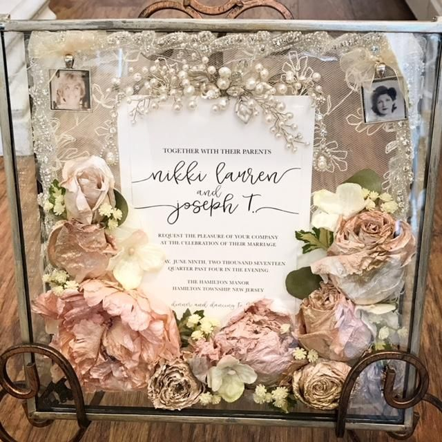 Wedding Preservation Boxes: Bouquet Preservation In 2019