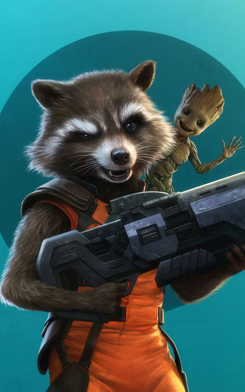 Marvel Guardian Of The Galaxy 4k Hd Wallpapers 2020 Baby Groot