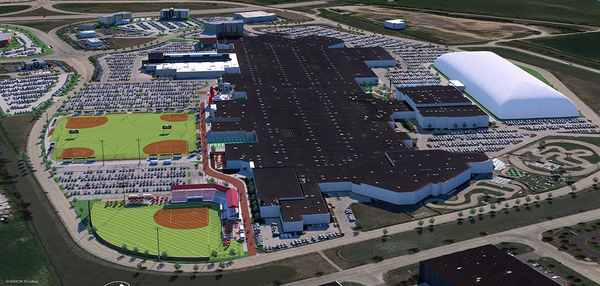 Managing Partner Dan Buck Says It Could Bring In As Much As 250 Million And 2 9 Million Visitors To The Reg Sports Complex Youth Sports Beach Volleyball Court