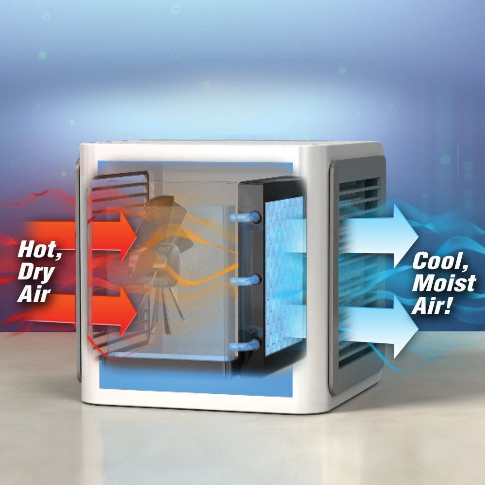 2018 New Air Cooler Arctic Personal Space Cooler Quick Easy Way To