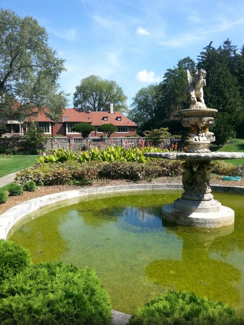Cranbrook House + Gardens | Bloomfield Hills, MI | Cranbrook ...