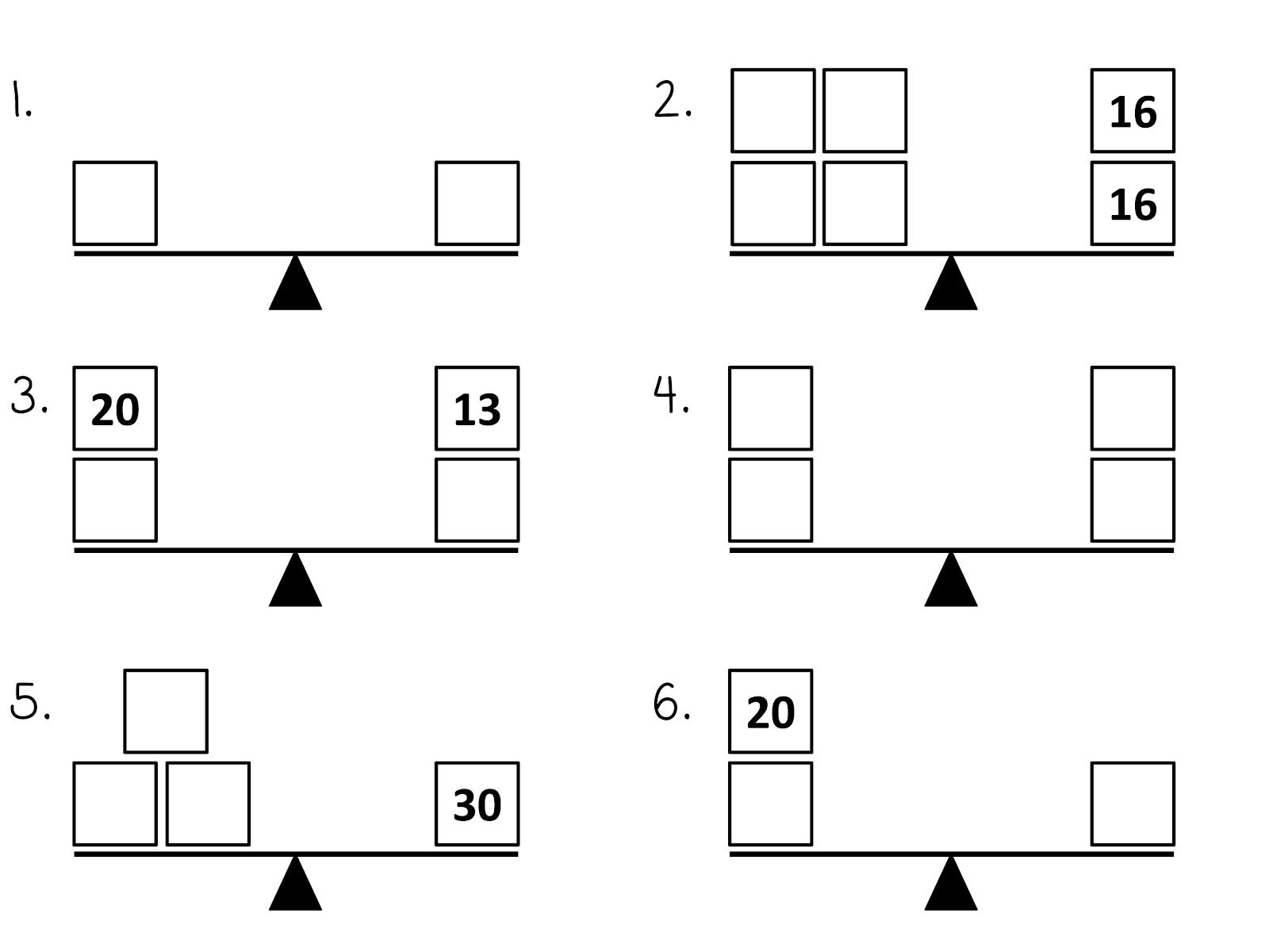 Solving Equations with Variables on both sides: Special
