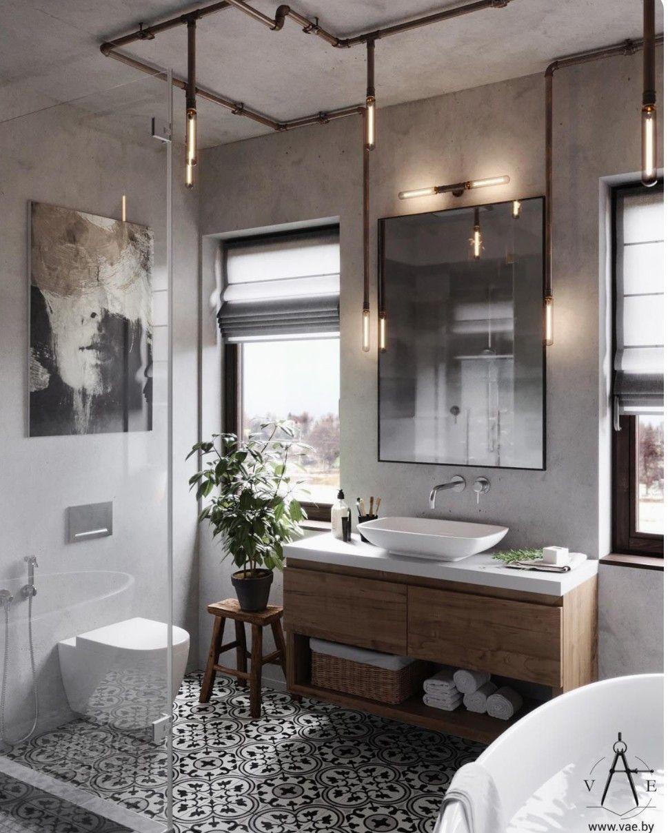 Pinterest Wanderer Badezimmer Inspiration Schwarz Weisse Badezimmer Weisse Badezimmer