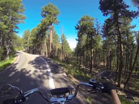 2013 Black Hills South Dakota (Iron Mountain Road and Needles Hwy)
