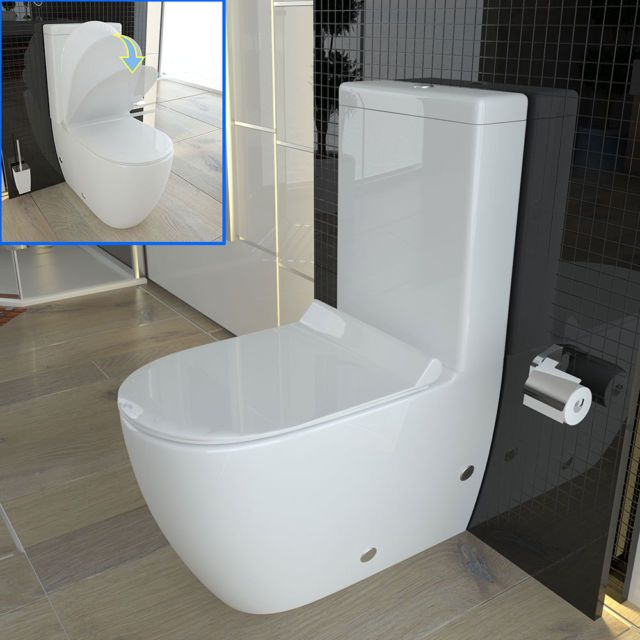 stand wc mit sp lkasten geberit sp lgarnitur keramik toilette duroplast wc sitz bad in 2019. Black Bedroom Furniture Sets. Home Design Ideas