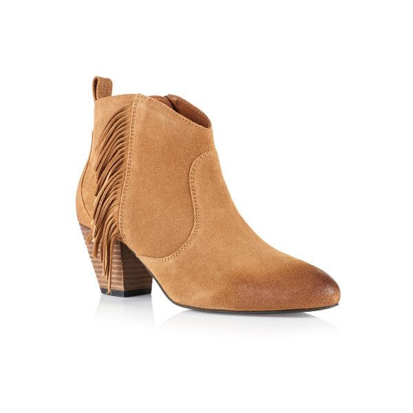 Superdry Louisiana Fringed Ankle Boots hXDZkdNd1