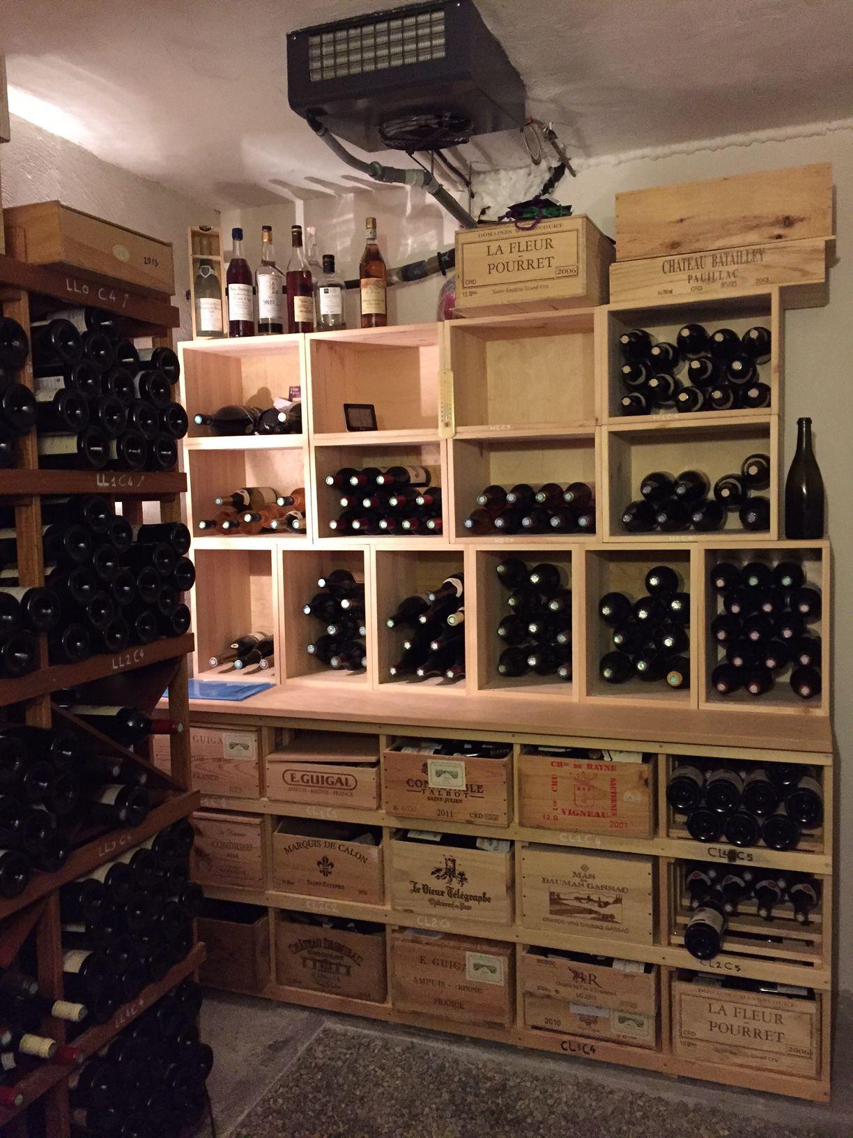 Casiers Pour Bouteilles Casier Vin Cave A Vin Rangement Du Vin Amenagement Cave Casier Bois Meuble En Bois Cave A Vin Casier Bois Amenagement Cave A Vin
