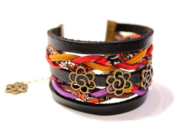 bracelet t indien a little mercerie id es pinterest mercerie indiens et bracelets. Black Bedroom Furniture Sets. Home Design Ideas