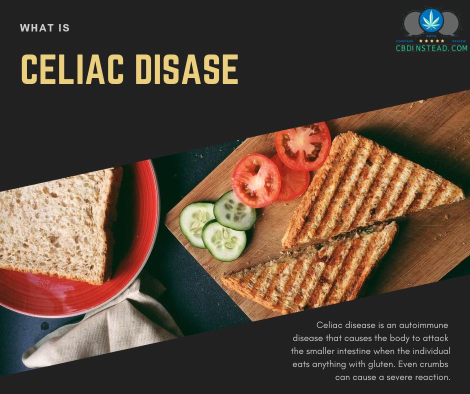 CBD For Celiac Disease | Food, Food license, Vegan nutrition