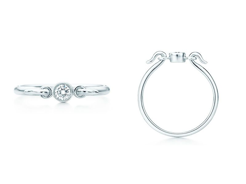 3a6883e71 Tiffany & Co.: Elsa Peretti Swan Ring. I'm a classic girl at heart, with a  fond longing for simpleness.