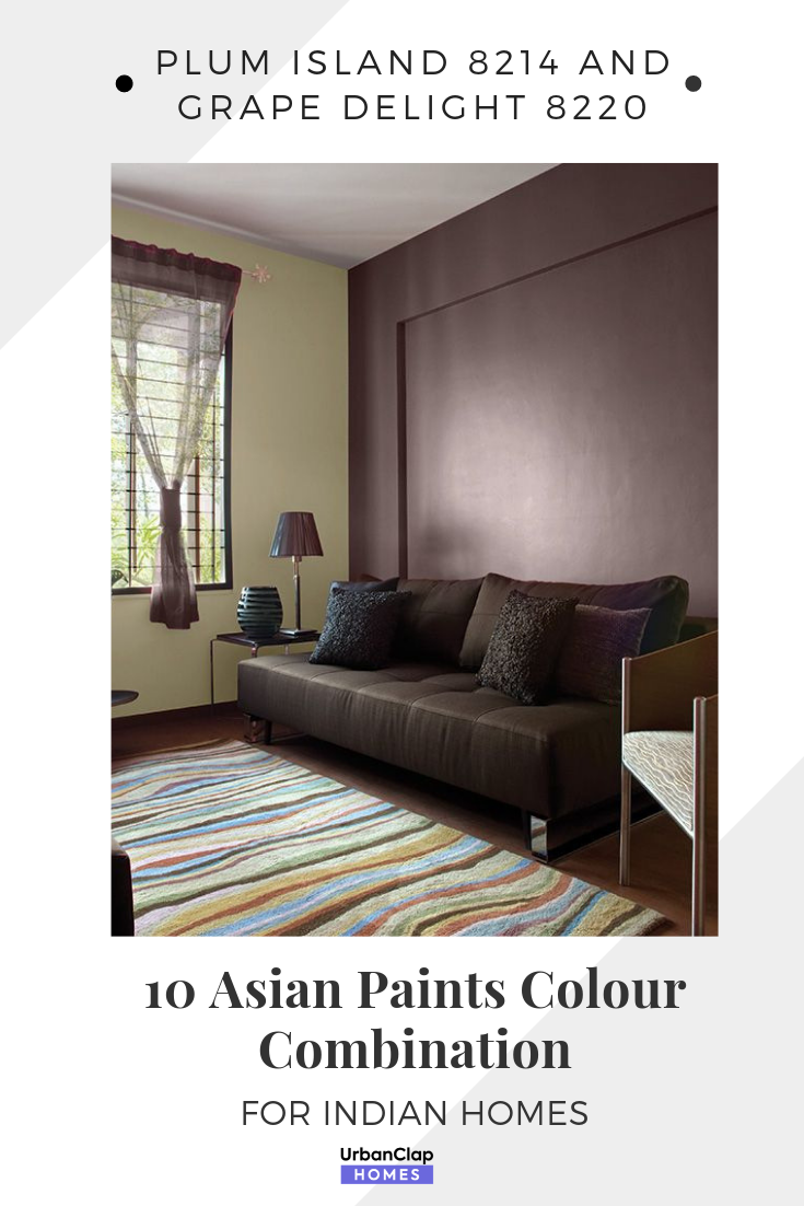 These Are Our Favourite 10 Asian Paints Colour Combination For Your Indian Home Check The Color Combinations Paint Asian Paints Colours Room Color Combination