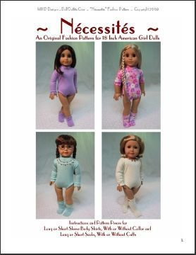 2Pcs 43cm Doll Or 18 Inch Girl Doll Clothes Underpants H/&P
