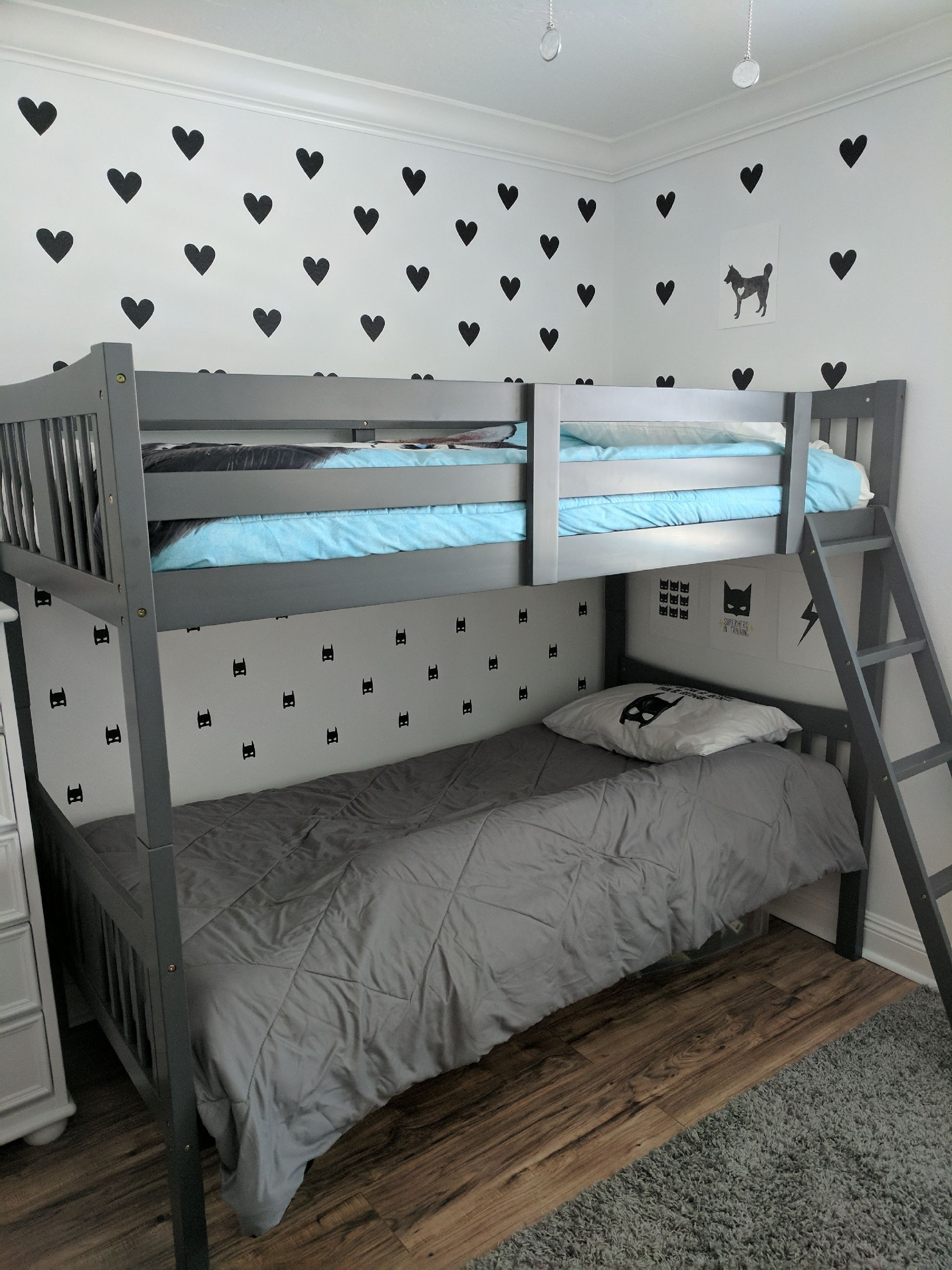 Unisex Kid Bedroom Black And White Unisex Bedroom Kids Kid Room