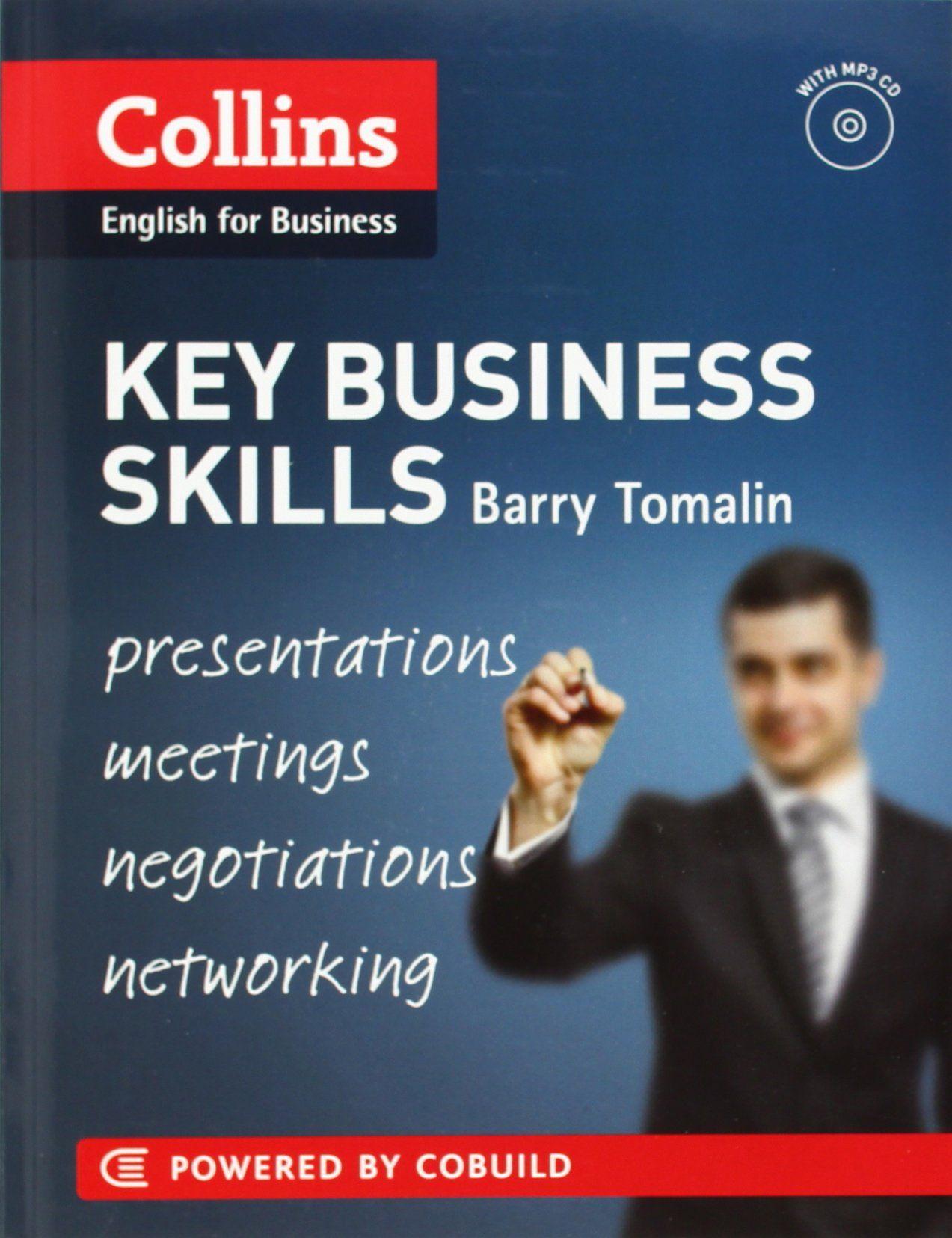 Key business skills b1c1 serie collins business skills
