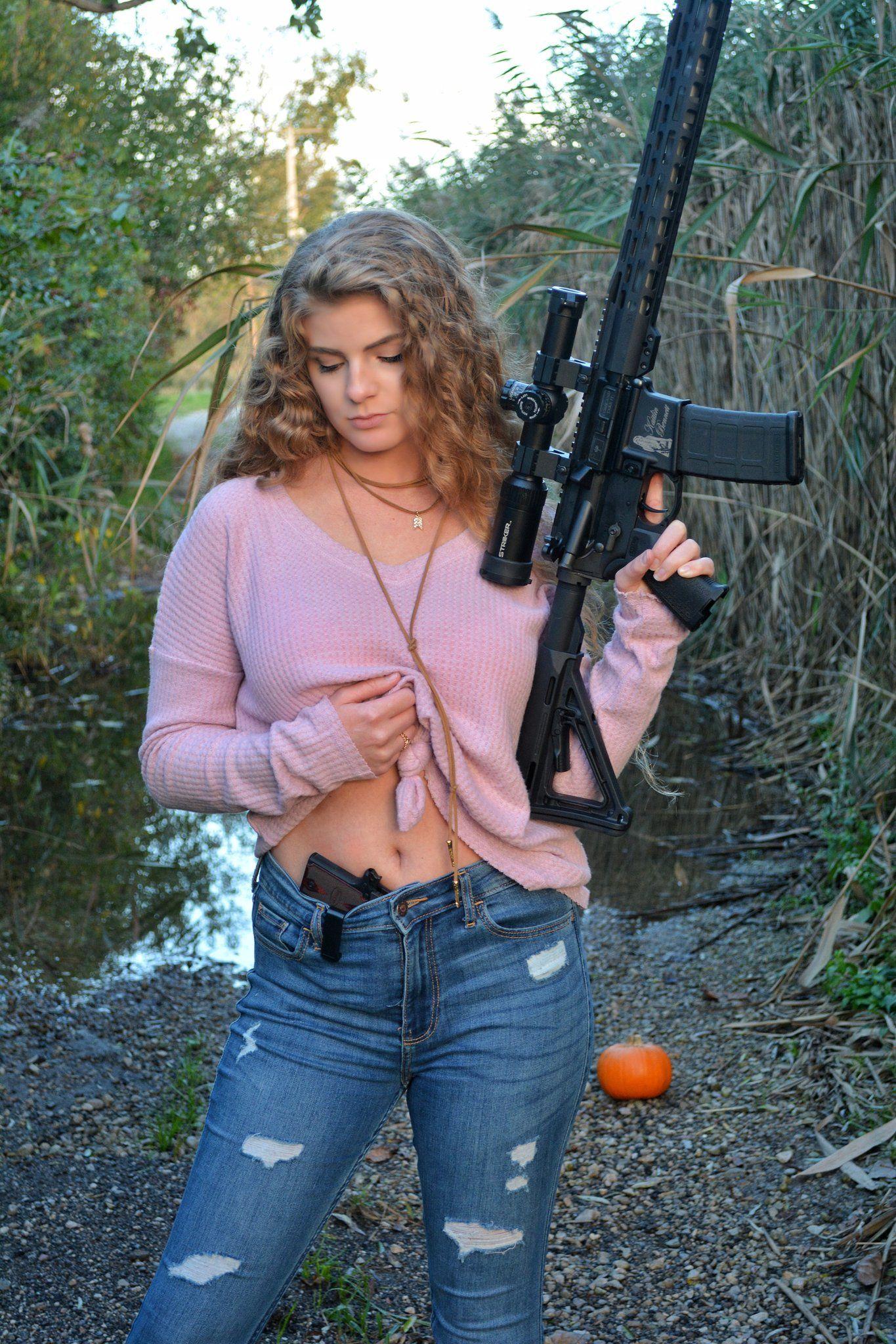 Kaitlin Bennett on   Girl guns, Women, Feminism