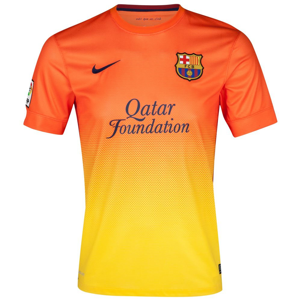 Barcelona 12 13 Away Shirt Nike 478326 815