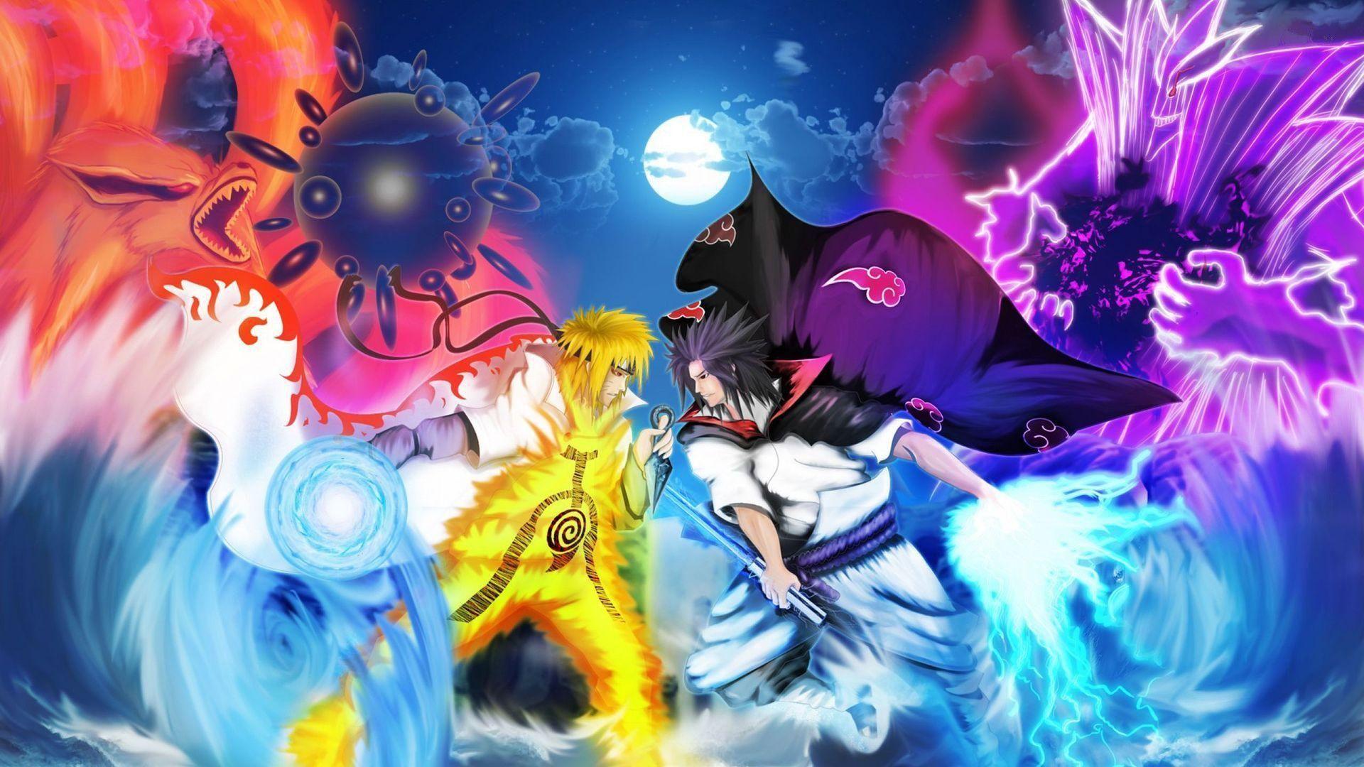 Naruto Vs Sasuke 1920x1080 Anime Image Cool Anime Wallpapers Anime Wallpaper Hd Anime Wallpapers