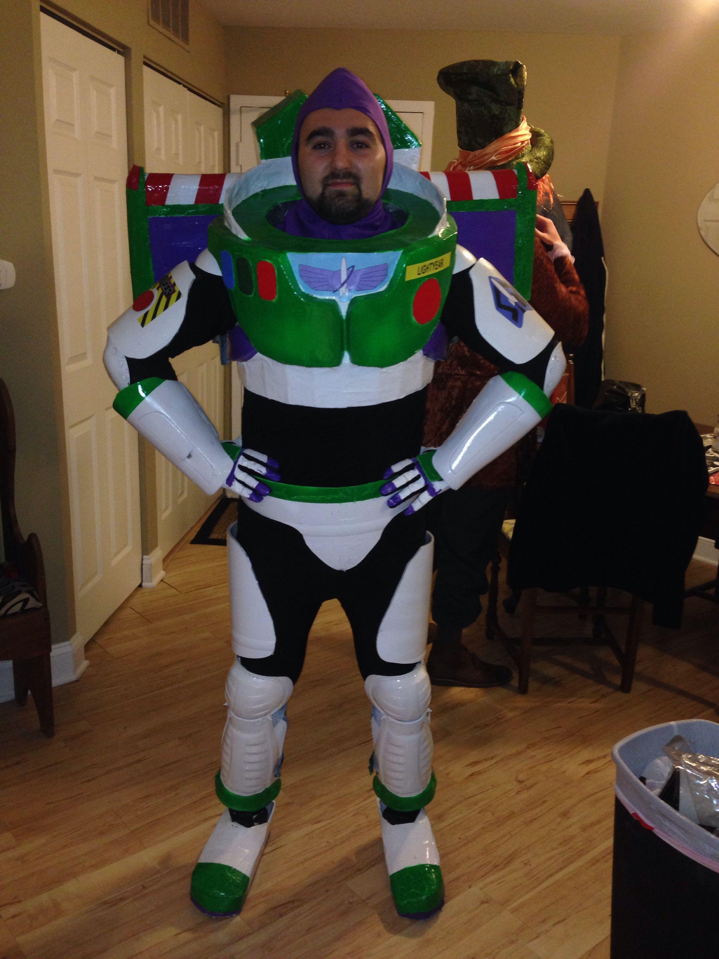 Buzz Lightyear Diy Costume