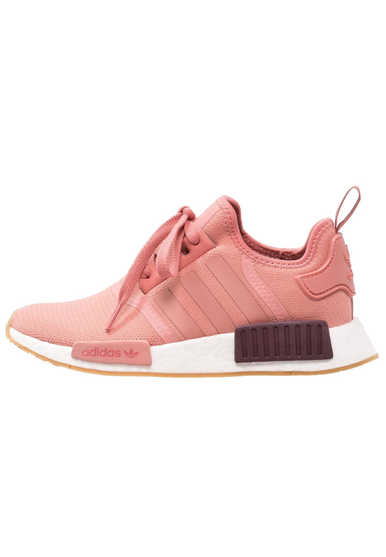adidas Originals NMD_R1 - EXCLUSIVE - Trainers - raw pink/footwear white FGUhyQs0