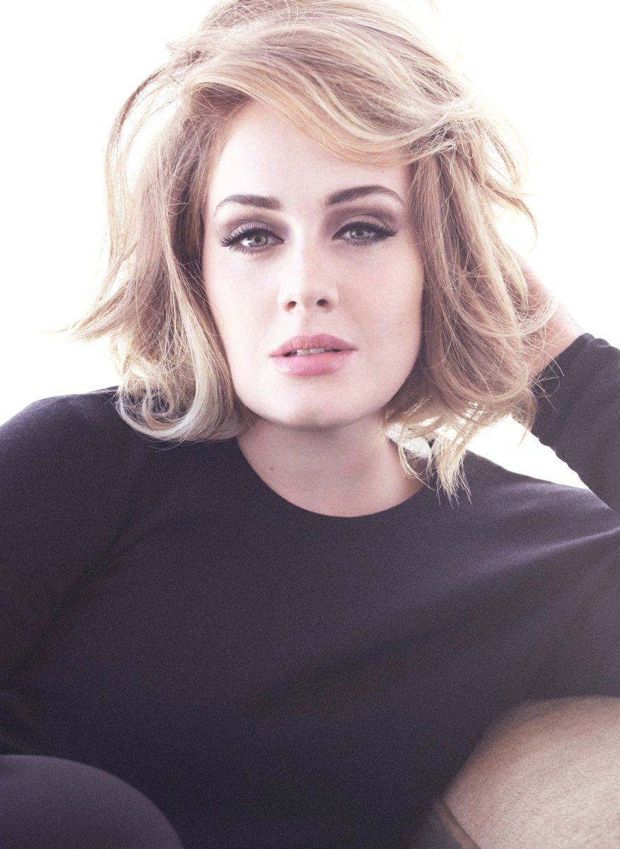 UNTAGGED: Adele for 'Vanity Fair' (2016)                                                                                                                                                                                 More