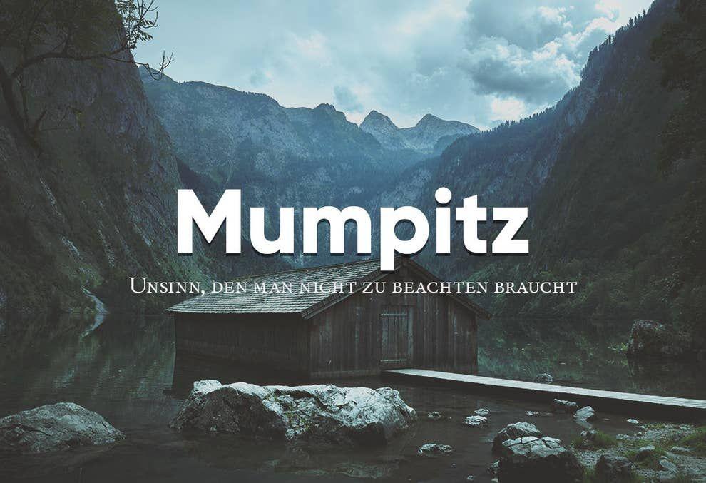 29 wunderschöne deutsche Wörter, die du viel zu selten sagst