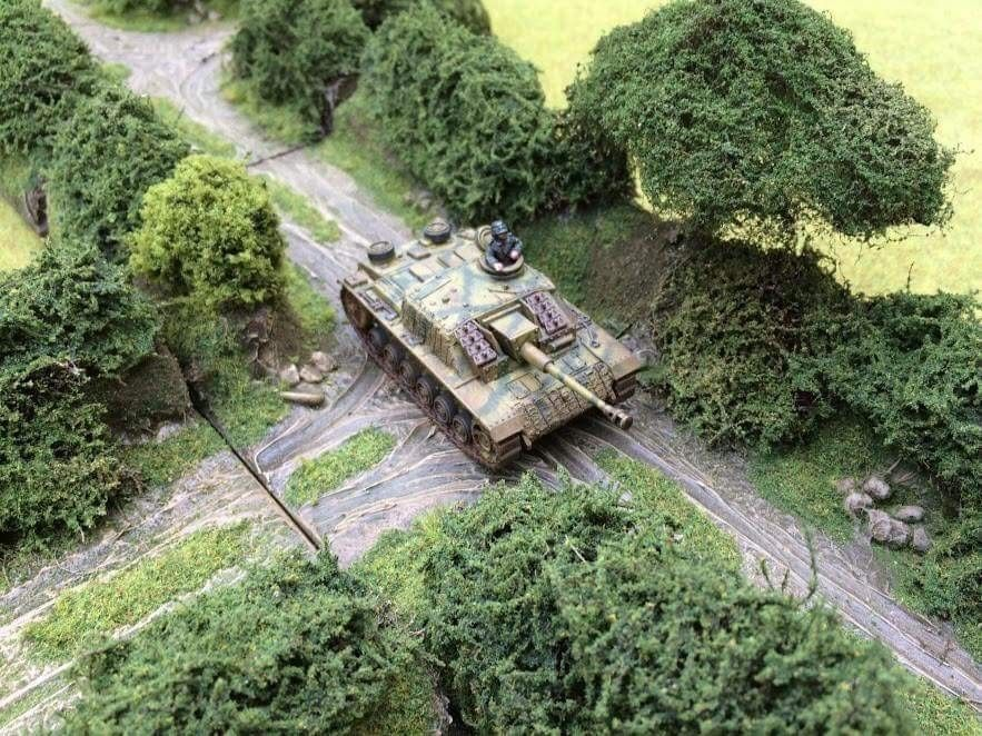 Pin by George Glassell on miniatures | Military diorama