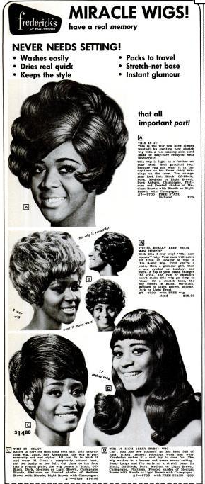 Vintage Wig Ads Google Search Art Design Hair Styles