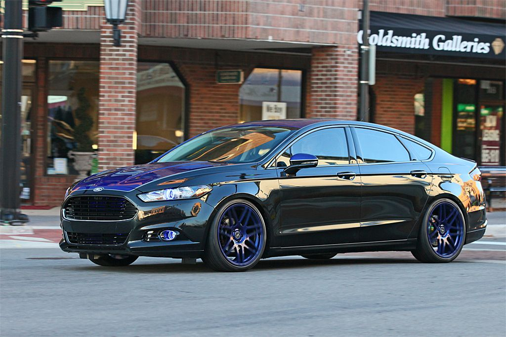 Ford Fusion Forum 2013 Mrt Laguna St 249 Whp 339 Wtq With