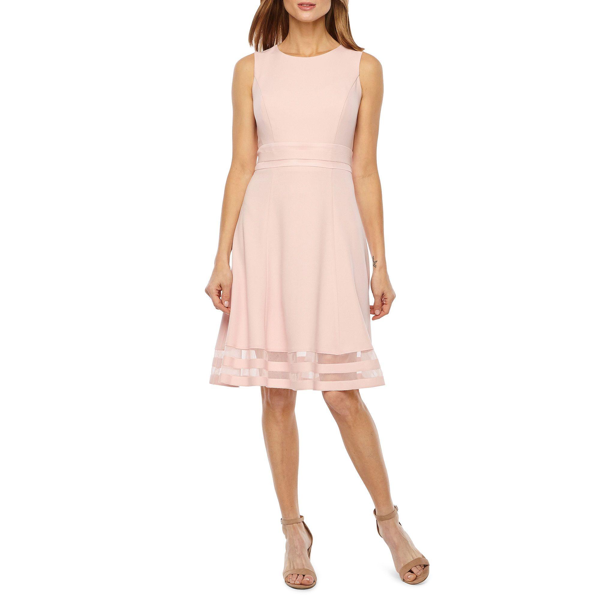 Liz Claiborne Sleeveless Fit Flare Dress Jcpenney Fit Flare Dress Flare Dress Dresses [ 2000 x 2000 Pixel ]