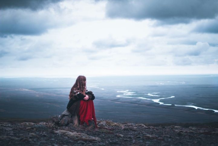 Photographer Elizabeth Gadd's breathtaking Iceland adventure. Read a short interview with her on My Modern Met.