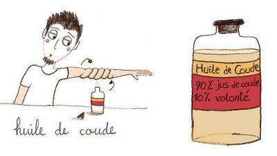 """Résultat de recherche d'images pour """"huile de coude"""""""